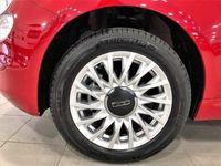 begagnad Fiat 500C CABRIOLET LOUNGE 1,2L 69HK AUT* SE