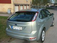 begagnad Ford Focus 1.8 FFV TREND 5D, Flexifuel -09
