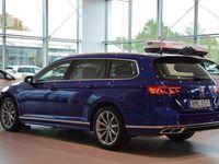 begagnad VW Passat Sportscombi SC TDI 190 DSG7