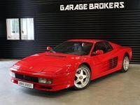 begagnad Ferrari Testarossa 4.9 F12 / Fint skick /