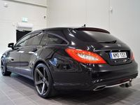 begagnad Mercedes CLS350 Shooting Brake CDI BE 4M AMG Sport 265hk