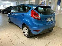 begagnad Ford Fiesta 1.6 TDCi Trend Gotlandsbil 2010, Halvkombi Pris 54 900 kr
