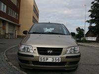 begagnad Hyundai Matrix 1,6 GDi Ny besiktad 6mån garanti Halvkombi