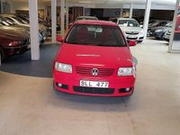 begagnad VW Polo 1,4NY Besiktning Ev byte