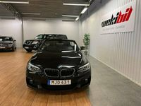begagnad BMW 220 i Convertible Steptronic M Sport Nav Euro 6 184hk