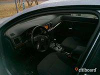 begagnad Opel Vectra 4D, 2,2, nybesiktat, automat
