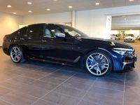 "begagnad BMW M550 i xDrive Sedan Ultimate edition 20"" M-sport"