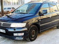 begagnad Mitsubishi Space Wagon Automat 6 Sitsig-Bra Pris