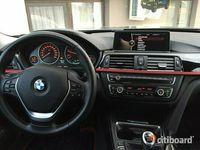 begagnad BMW 318 diesel