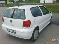 begagnad VW Polo 1.4 Bensinsnål ny besiktat