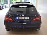 begagnad Mercedes CLA45 AMG AMG4MATIC AMG Speedshift DCT Euro 6 381hk