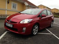 begagnad Toyota Prius 1.8 Aut Hybrid lågmil Kamkedja Halvkombi