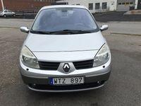 begagnad Renault Grand Scénic II 2.0 16V (134hk)Ny besiktigad.7-SITSIG