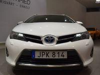 begagnad Toyota Auris SPORTSTOURER 1,8 Hybrid 136 hk Kombi