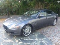 begagnad Maserati Quattroporte 4,7 S Facelift -09