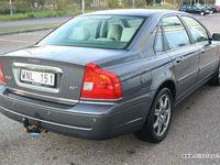 begagnad Volvo S80 2.5T Graphite Edition Sedan 2005