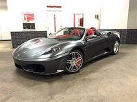 begagnad Ferrari F430 SPIDER F1 SV-SÅLD 970MIL NYSERVAD UNIK Cab
