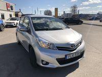 gebraucht Toyota Yaris 1.33 VVT-i 99hk/Vinterhjul
