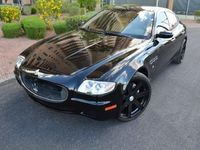 begagnad Maserati Quattroporte GT Sport -06