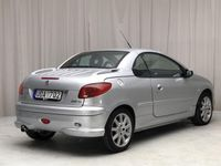 begagnad Peugeot 206 CC 2.0
