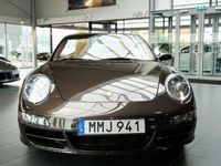 begagnad Porsche 911 Carrera 4S Cabriolet 997 Sv-Såld