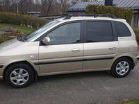 begagnad Hyundai Matrix 1,8 A4 -07