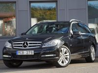 begagnad Mercedes C180 T BE 156hk Aut Avantgarde GPS