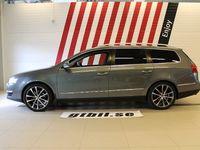 begagnad VW Passat 2,0 TDI 170hk Var GT Sport Skinn