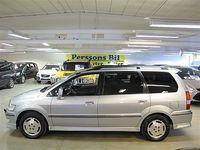 begagnad Mitsubishi Space Wagon 2,4 7-Sits Besiktigad Minibuss