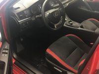 begagnad Lexus CT200h