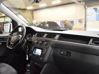 begagnad VW Caddy Maxi Skåp TDI 122 4M