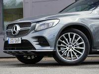 begagnad Mercedes E250 GLC d 204hk Coupé 4M AMG Taklucka Burmester
