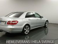 begagnad Mercedes E200 CDI BE M-värm Skinn Navi 136hk