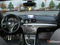begagnad BMW 120 D M-sport Navi