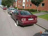 begagnad BMW 316 316 nybesiktigad 1.6 motor