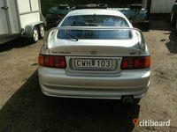 begagnad Toyota Celica 2,0 gt -94. Mycket bil för kanonpris!