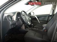 begagnad Toyota RAV4 2,5 Elhybrid AWD Active / Drag /Mvärm