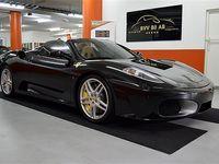 begagnad Ferrari F430 F1 Spyder, Sv-Såld, Toppskick SUV