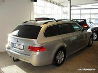 begagnad BMW 525 D Touring Automat Comf p M pkt Läder Kombi 2005