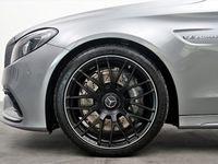 brugt Mercedes C63 AMG AMG / Panorama / NAVI / 476hk