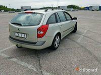 begagnad Renault Laguna 2.0T, 6 Växlad, Låga mil