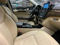 begagnad Mercedes GLS350 d 4MATIC X166 (258hk)