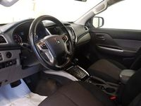 begagnad Mitsubishi L200 DC Aut kåpa Webasto