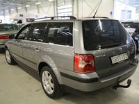 begagnad VW Passat VAR Turbo Kombi 2002