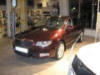 begagnad Skoda Superb 2,0TDI 170hk 4X4 AWD 4-Motion El 2010