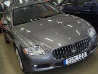 begagnad Maserati Quattroporte S 4.7 430HK
