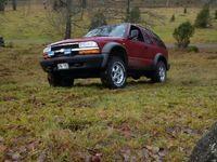 begagnad Chevrolet Blazer