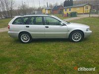 begagnad Volvo V40 T4 Fas3 Ny Besiktad Ny Skattad Nyskick