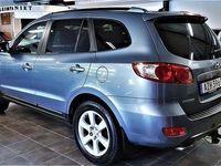 begagnad Hyundai Santa Fe 2.7 V6 4WD Automat 189hk,Ser