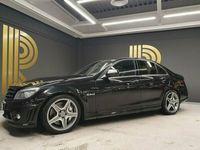 begagnad Mercedes C63 AMG AMG W204 (457hk) Avantgarde, AMG